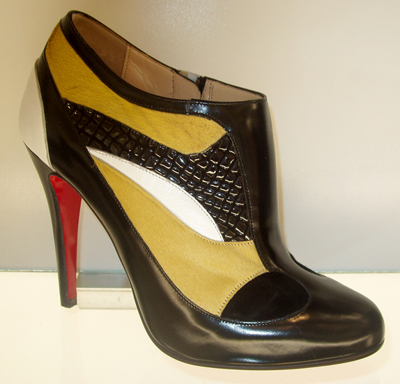 e779a77a7853 Christian Louboutin s new JS Shoe Boot just arrived at Bob Ellis Shoes. Now  you can purchase something to put on your feet that say s WOW  these new  booties ...