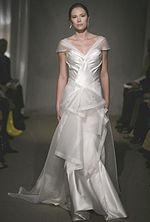 Ulla-maija designed gown exclusively at madisson row in Charleston