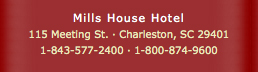Mills house address