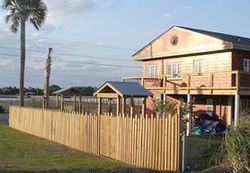 Jack Hurley, Charleston's top realtor, has this rental listing on the Isle of Palms