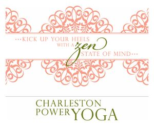 Yoga Not your Typical Bridal Shower Charleston Wedding District
