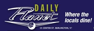 Jack Hurley, Top Charleston Realtor, founded The Daily Planet in Burlington, VT.