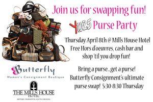 ButterflyPurseSwap