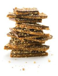 Stop by Lily Charleston today to get their Classic Crepe Mix and Dark Chocolate Pecan Toffee
