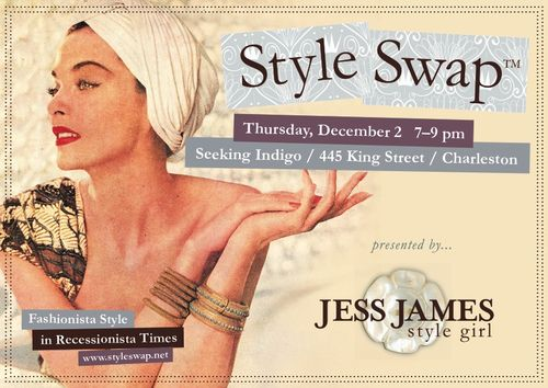 Attn VIP Swappers, Style Swap is this Thursday!