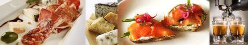A Taste of Fall Wine Dinner at Caviar & Bananas