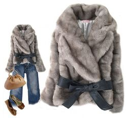 Luxury Furs Today at Butterfly Boutique