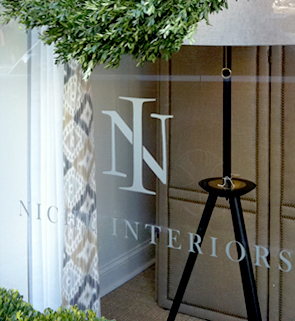 Niche Interiors of Charleston features personally selected pieces from an array of haute collections