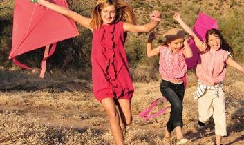 Olive juice girls clothing