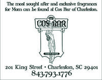 Cos Bar is located in the King Street Antique District