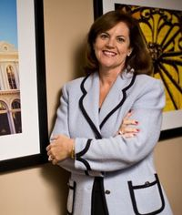 Helen Hill, Executive Director of the Charleston Convention and Visitors Bureau