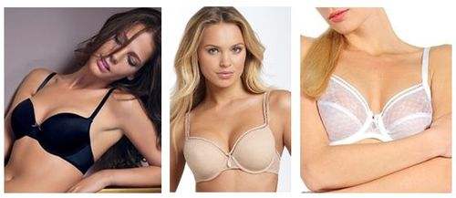 Freshen up your Summer wardrobe with Chantelle Bras from Bits of Lace