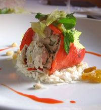 Carolina's is one of the most elegant restaurants located in the French Quarter District of Charleston, SC.