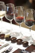 Christophe Artisan Chocolatier joins with Total Wine for a wine and chocolate pairing on July 29