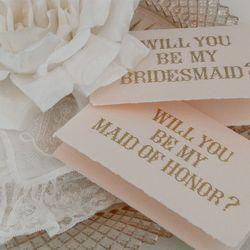 Alexa Pulitzer Bridesmaid and Maid of Honor Cards available at Lily Charleston