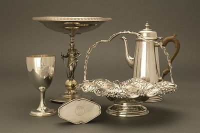 Croghan's Jewel Box Silver Refinishing and Replating Clinic on August 26th and 27th