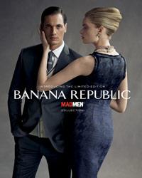 Banana Republic Mad Men Collection