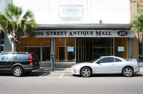 495 King St property listed by Carolina Commercial Real Estate