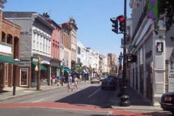 Lower King Street Antique District, recipient of Travel and Leisure magazine's award for Best Antique Shopping