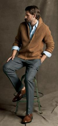 The Camel Sweater Fall 5 Fashion Pieces from Banana Republic
