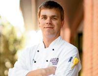 Caviar and Bananas executive chef Todd Mazurek prepares menu for Guerrilla Cuisine event