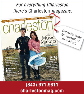 Charleston Magazine is the Perfect Gift