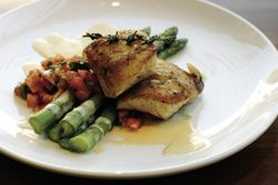 Guests can expect a wonderful offering for this month's Sustainable Seafood Dinner