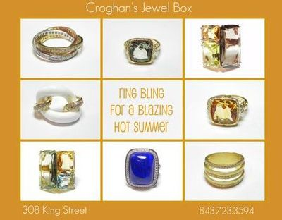Croghan's Jewel Box New Arrivals for Summer 2011