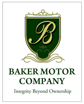 Baker Motor Company pre-owned and new cars Integrity Beyond Ownership