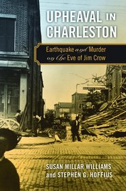 Upheaval in Charleston is a breathtaking novel written by two very notable authors, get your copy today!
