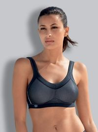 Anita Momentum Wireless Sports Bra available at Bits of Lace
