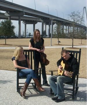 Gravel Road Trio are happy to be joining you for Second Sunday October 8th!