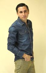"""House of Sage has this very cool 7 Diamonds """"Back to Nashville"""" Denim Shirt."""