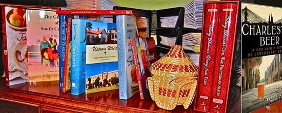 Preservation Society Book and Gift Shop Holiday Book Signing during 2nd Sunday