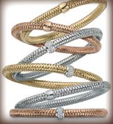 Primavera Stretchy Bracelet from Roberto Coin Boutique