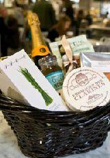 Caviar and Bananas gift baskets for the holidays
