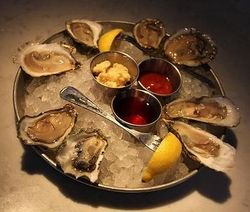 Oysters Amen Street Fish and Raw Bar