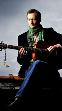 John Doyle Irish singer performs at Charleston Celtic Christmas Concert