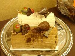 Pre-order your Buche de Noel from Christophe Artisan Chocolatier