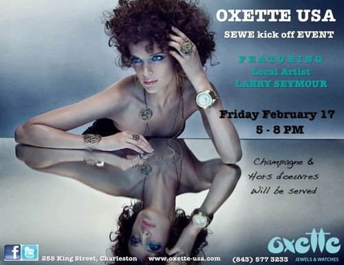 Oxette Hosts SEWE Kick Off Event on February 17th