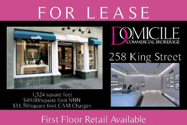 Kingstreetfashiondistrict Desirable Retail Space