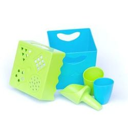 Zoe B Anti Plastic Beach Toys at Sugar Snap Pea