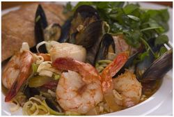 January 9th Sustainable Seafood Dinner at the Boathouse