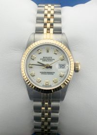 Rolex January  Featured Item of the Month from Joint Venture Estate Jewelers
