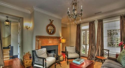 2 Tradd Street apartment from Domicile Real Estate in Charleston