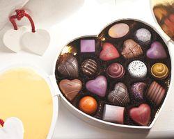 Valentine's Day Chocolate from Christophe Artisan Chocolatier