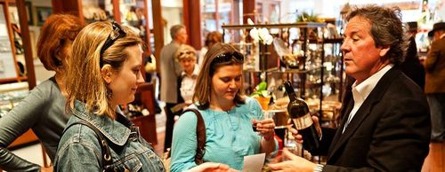 Shop, Sip, and Savor Wine and Food Festival Event