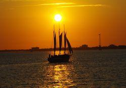 The Schooner Pride Sunset Sail Tour