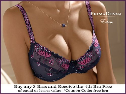 Spring bras at Bits of Lace
