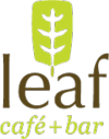 Leaf Cafe and Bar in the King Street Fashion District